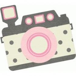 free photography printables | Retro camera, Clip art and Cameras