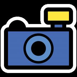 Color clipart camera - Pencil and in color color clipart camera
