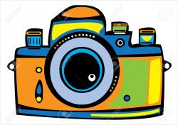 Camera Clipart Color