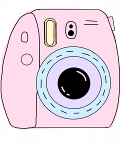 pastel polaroid polaroidcamera tumblr girls pink kawaii...