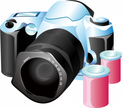 Clipart - Camera Icons