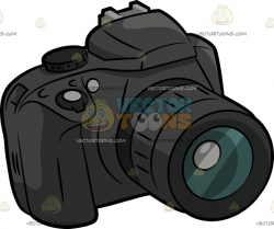 Dslr Camera Drawing at GetDrawings.com | Free for personal use Dslr ...