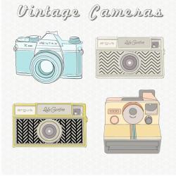 Vintage Camera Images / Vintage Camera Clip Art