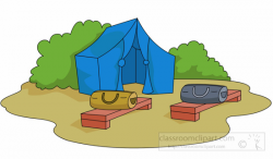Free Camping Clipart - Clip Art Pictures - Graphics - Illustrations