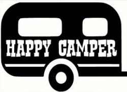 Free Camper Trailer Clipart