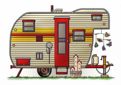 Whimsical Yellowstone fifth wheel RV | Rv and Whimsical