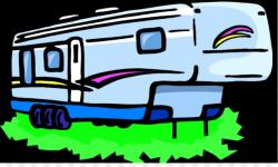 Campervans Caravan Winnebago Industries Clip art - Camper Cliparts ...