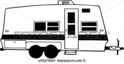 Book Of Motorhome Clipart Black And White In Ireland By Sophia ...