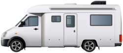Motorhome Campervan PNG Clip Art Image | Gallery Yopriceville ...
