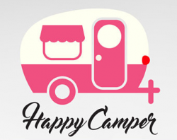 Happy camper svg | Etsy