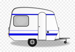 Caravan Campervans Trailer Computer Icons Clip art - camper png ...
