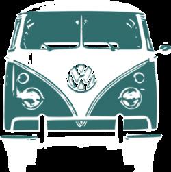 Vw Camper Van Clip Art at Clker.com - vector clip art online ...