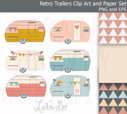 Camper clip art - Cliparts Suggest | Cliparts & Vectors