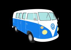 Camper clipart vw campervan - Pencil and in color camper clipart vw ...