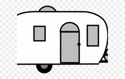 Camper Clipart Water - Png Download (#1834589) - PinClipart