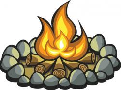 campfire clipart campfire camp fire clip art clipartix history ...
