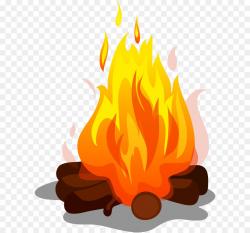 Campfire Cartoon clipart - Smore, Campfire, Bonfire ...