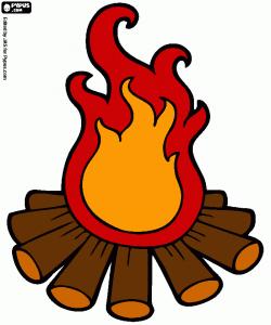 Free Campfire Art, Download Free Clip Art, Free Clip Art on ...