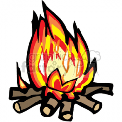 Advancement: Building a Campfire (Simple version) | Brownie Meeting ...