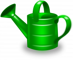 Clipart - Watering can - game component - superb quality