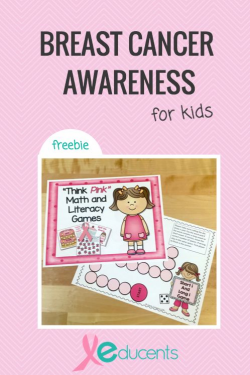 10 best Breast Cancer Awareness in the Classroom images on Pinterest ...