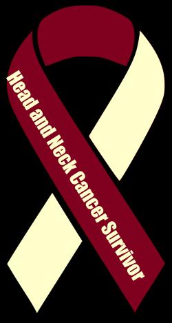 Clipart - Head and Neck Cancer Survivor
