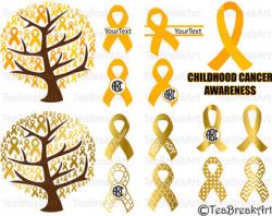 Childhood Cancer Awareness zentangle feather bird flying