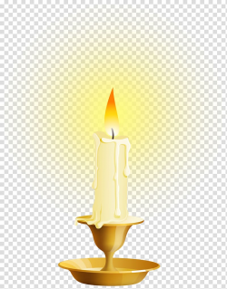 White lighted candle art illustration, Candle Combustion ...