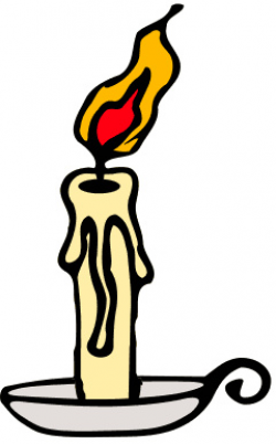 lit candle in holder - /household/candles/lit_candle_in_holder.png.html