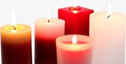 Lighted Candles Background Color Image, Ignite, Color, Candle PNG ...
