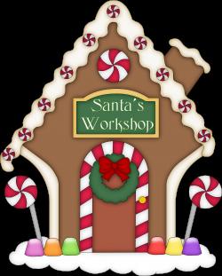 gingerbread house clipart | Gingerbread House Clip Art - ClipArt ...