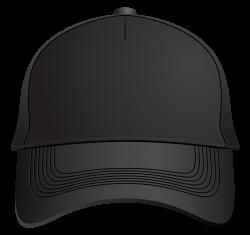 Black Baseball Cap PNG Clipart - Best WEB Clipart