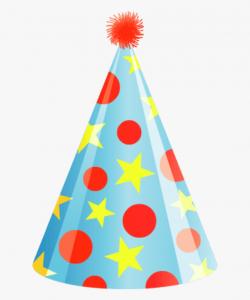 Transparent Party Hat Teacher Clipart Hatenylo - Birthday ...