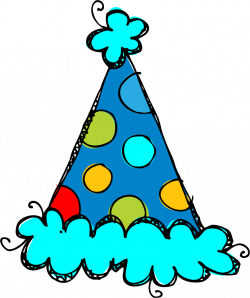 28+ Collection of Happy Birthday Party Hat Clipart | High quality ...
