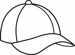 Cap Clipart Black And White | Clipart Panda - Free Clipart Images