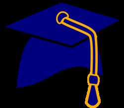 blue graduation cap clipart | Graduación | Pinterest | Graduation ...