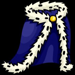 Royal Blue Robe | Club Penguin Wiki | FANDOM powered by Wikia