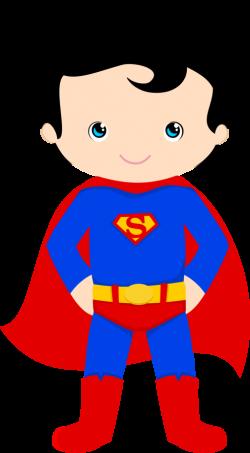 Super Heróis cutes - jW6LazncMm1aO.png - Minus   Superman/Superwoman ...