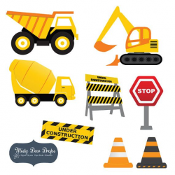 Digital under construction clip arts | Clip art, Construction and ...