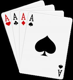 Four Aces Cards PNG Clipart - Best WEB Clipart