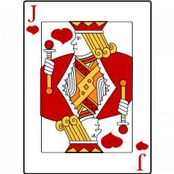 playing cards | Free Jack of Hearts Playing Card Clip Art | cards ...