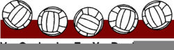 Cardinal Volleyball Clipart | Free Images at Clker.com - vector clip ...
