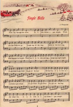 65 best CHRISTMAS SHEET MUSIC images on Pinterest | Merry christmas ...