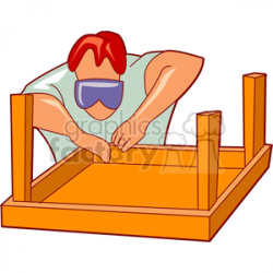 carpenter clipart - Royalty-Free Images | Graphics Factory