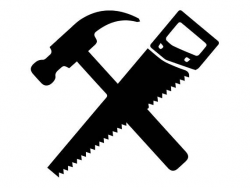 Saw Hammer Hand Tools Repair Fix Repair Hardware Mechanic Work