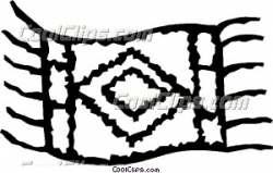 Carpets and Rugs Clip Art
