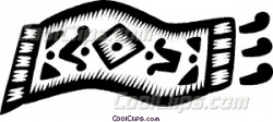 magic carpet Vector Clip art