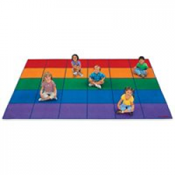 A Place For Everyone Classroom Carpet for 30