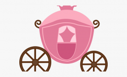 Princess Clipart Baby Carriage - Png Princess Carriage ...