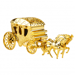 Royal Carriage Candy Sweet Box Chocolate Case Birthday Party Wedding ...